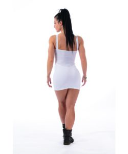 Fitness Dress Wit - Nebbia 217 Supplex 1