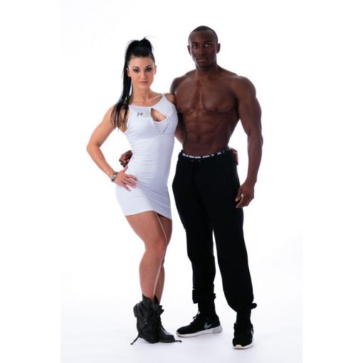 Fitness Dress Wit - Nebbia 217 Supplex 2