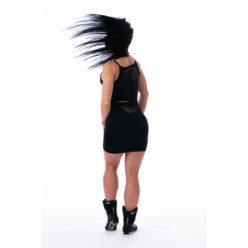 Fitness Dress Zwart - Nebbia 219 2