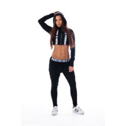 Sportbroek Zwart - Nebbia 204 1
