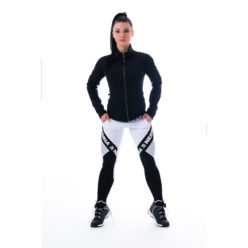 Sportlegging Combi Wit - Nebbia 214 1