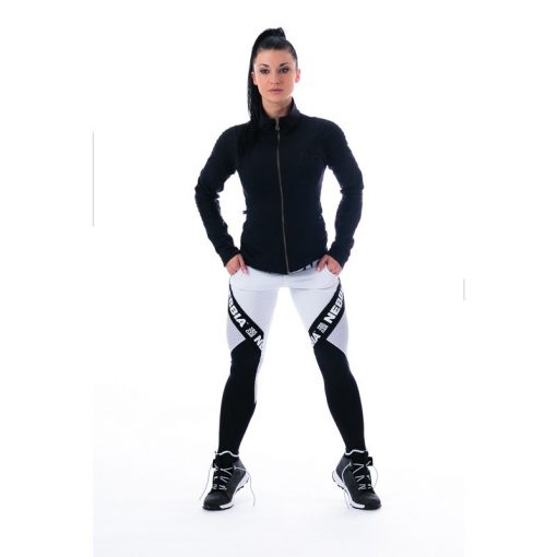Sportlegging Combi Wit – Nebbia 214 1