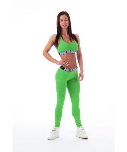 Sportlegging Groen Gemeleerd - Nebbia 222 1