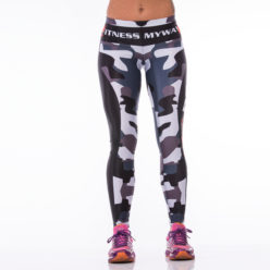 Sportlegging MyWay2Fitness - Earn Your Body Camo-1