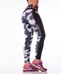 Sportlegging MyWay2Fitness - Earn Your Body Camo-3
