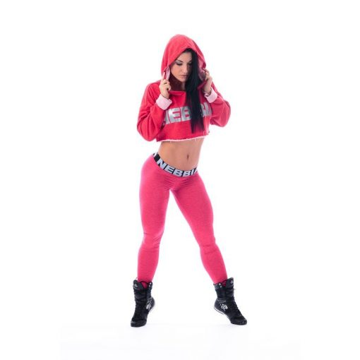 Sportlegging Rood Gemeleerd - Nebbia 222 2