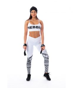 Sportlegging Wit - Nebbia 215 1