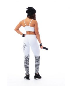 Sportlegging Wit - Nebbia 215 2