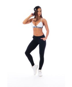 Sportleggings Zwart - Nebbia 227 2