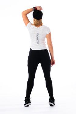 Sportshirt Creme - Nebbia 271 Reflective 1