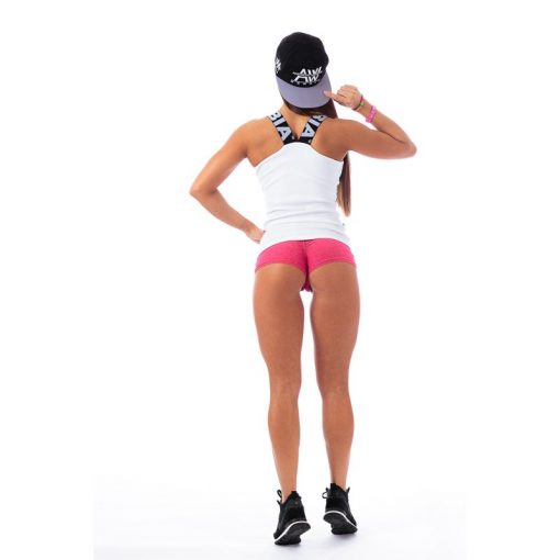 Sportshorts Rood Gemeleerd - Nebbia 225 1