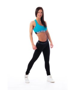 Sporttop Blauw - Nebbia 207 Supplex 1