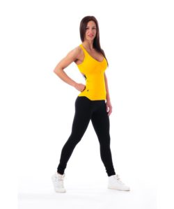 Sporttop Geel - Nebbia 218 Supplex 1