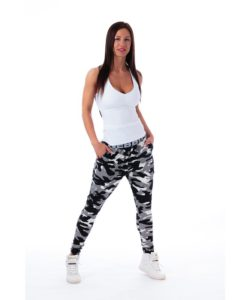 Sporttop Wit - Nebbia 218 Supplex 1
