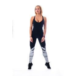 Sporttop Zwart - Nebbia 218 Supplex 1