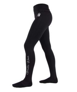 Gorilla Wear Annapolis Sportlegging Zwart-1