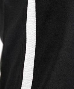 Gorilla Wear Columbia Crop Top Zwart-Wit-3