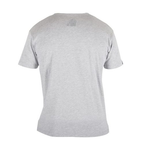 Gorilla Wear Essential V-Neck Grijs-2