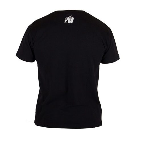 Gorilla Wear Essential V-Neck Zwart-2
