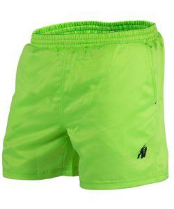 Gorilla Wear Miami Shorts Groen-1