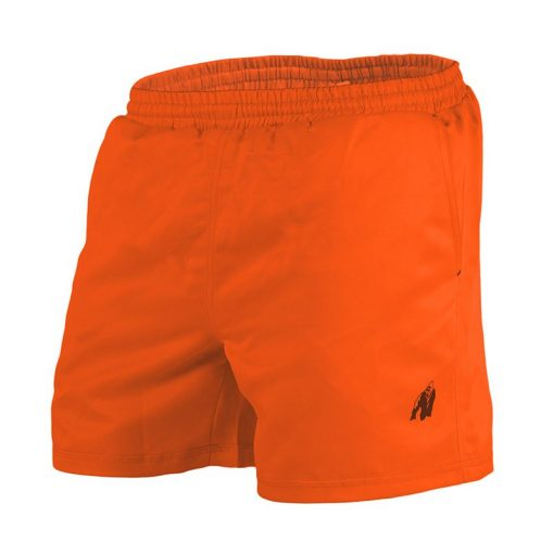 Gorilla Wear Miami Shorts Oranje-1