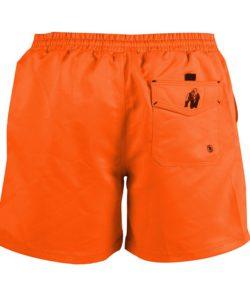 Gorilla Wear Miami Shorts Oranje-2
