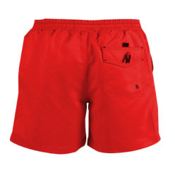 Gorilla Wear Miami Shorts Rood-2