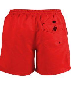 Gorilla Wear Miami Shorts Rood-2