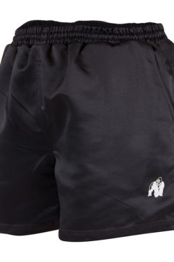 Gorilla Wear Miami Shorts Zwart-1
