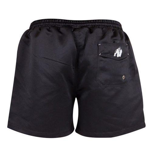 Gorilla Wear Miami Shorts Zwart-2