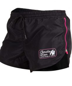 Gorilla Wear New Mexico Cardio Shorts Zwart-1