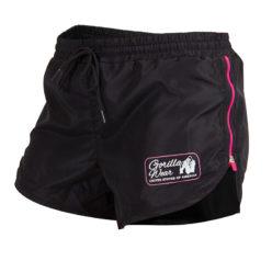 Gorilla Wear New Mexico Cardio Shorts Zwart-1