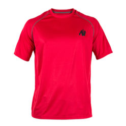 Gorilla Wear Performance T-Shirt Rood-1
