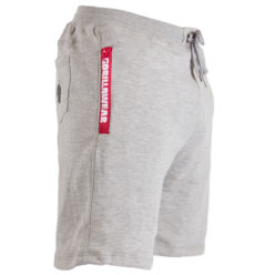 Gorilla Wear Pittsburgh Sweat Shorts Grijs-1