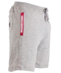 Gorilla Wear Pittsburgh Sweat Shorts Grijs-1
