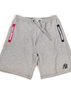 Gorilla Wear Pittsburgh Sweat Shorts Grijs-3
