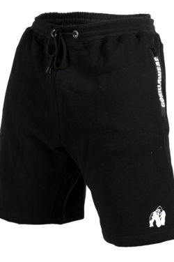 Gorilla Wear Pittsburgh Sweat Shorts Zwart-1