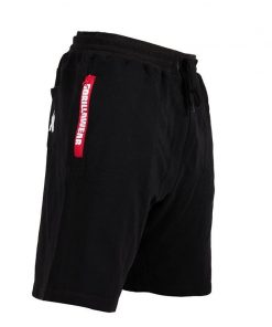 Gorilla Wear Pittsburgh Sweat Shorts Zwart-2