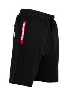 Gorilla Wear Pittsburgh Sweat Shorts Zwart-2