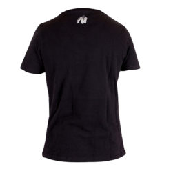 Gorilla Wear Sacramento V-Neck Zwart-Wit-2