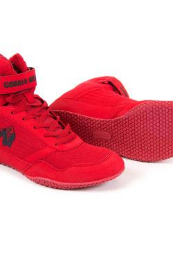 Gorilla Wear Schoenen Rood-1