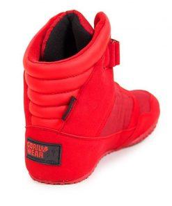 Gorilla Wear Schoenen Rood-3