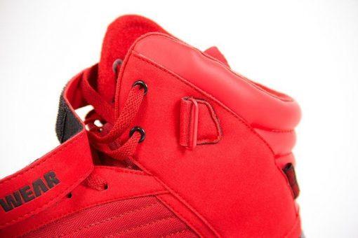 Gorilla Wear Schoenen Rood-4