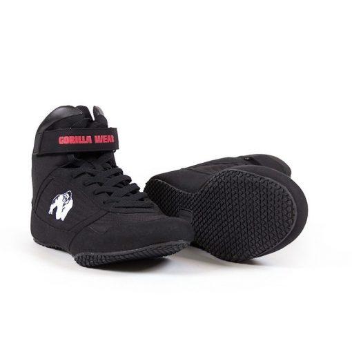 Gorilla Wear Schoenen Zwart-1
