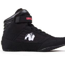 Gorilla Wear Schoenen Zwart-2