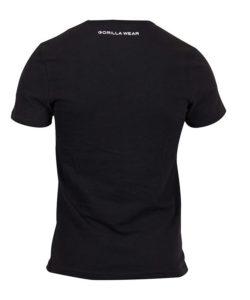 Gorilla Wear Utah V-Neck Zwart-2