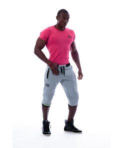 Nebbia Tech Top 120 - Bodybuilding T-Shirt Rood-2