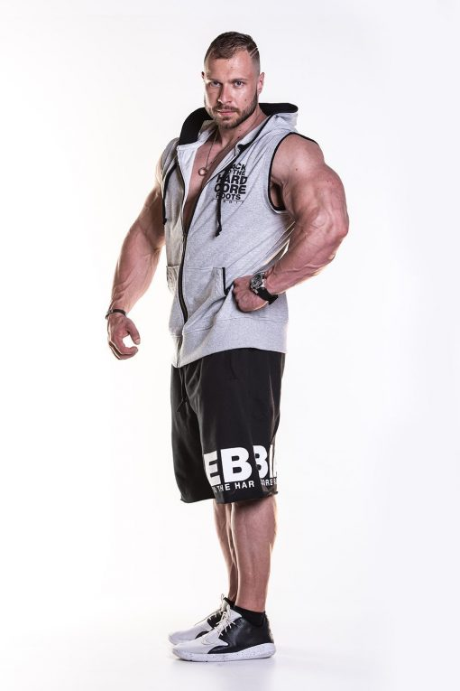 fitness vest nebbia 316 grijs