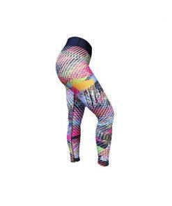 Sportlegging Gekleurd - Mfit Sportswear Confetti-3