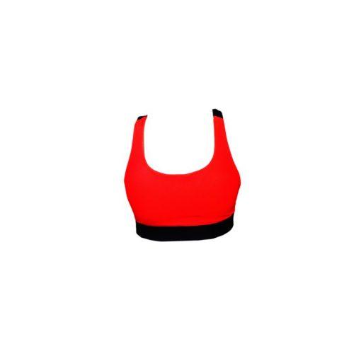 Sporttop Blauw Rood - Mfit Sportswear Blocks-2